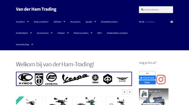 vanderham-trading.com