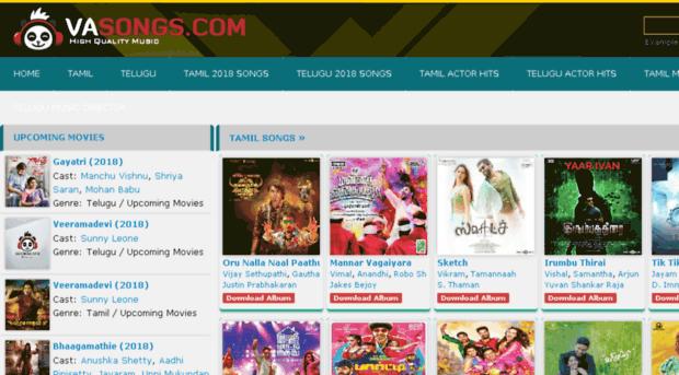 vasongs.com - Songs New Mp3 Songs Download H... - Va Songs