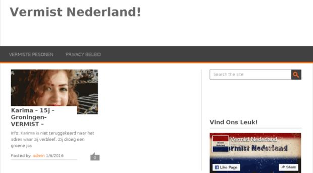 vermistnl.nl