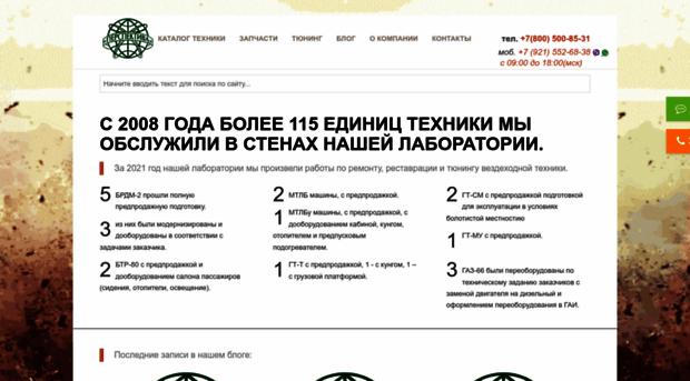 vezdehodlab.ru