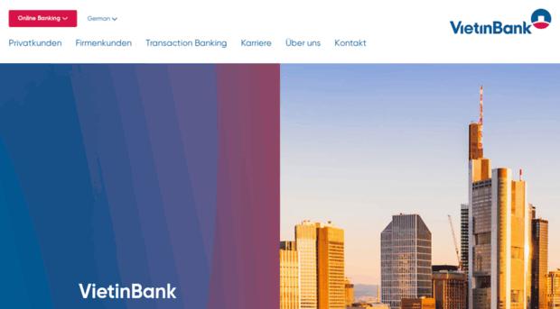 vietinbank overview