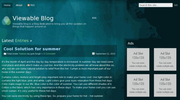 viewableblog.com