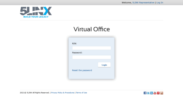 5linx virtual office vo.5linx.com - 5LINX Virtual Office Login - Vo 5LINX