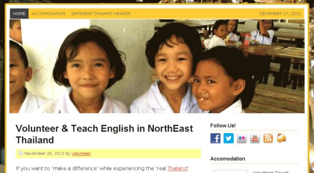 volunteer-teach-thailand.com