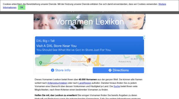 vornamen-weltweit.de