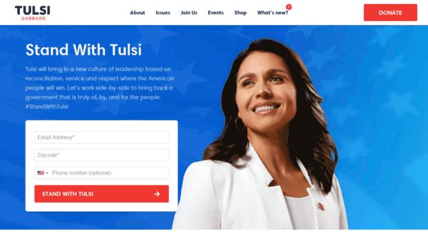 votetulsi.com