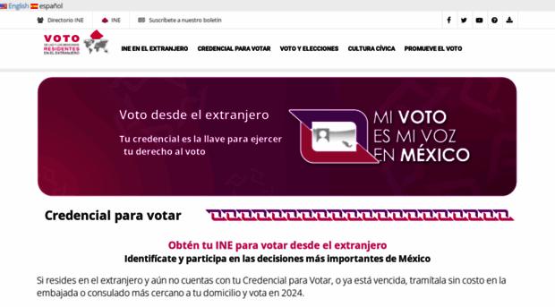 votoextranjero.mx