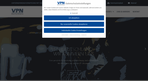 VPN for Germany