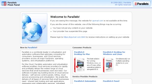 vpvmail.com