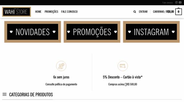wahi.com.br