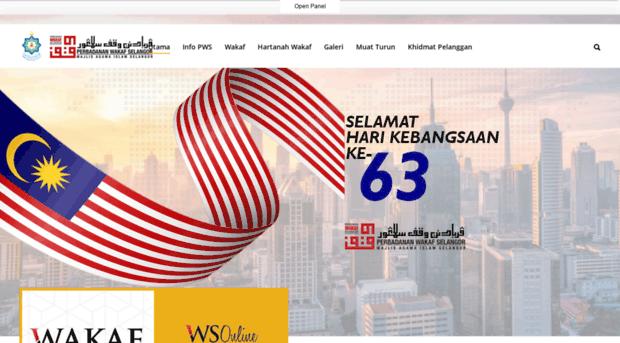 wakafselangor.gov.my