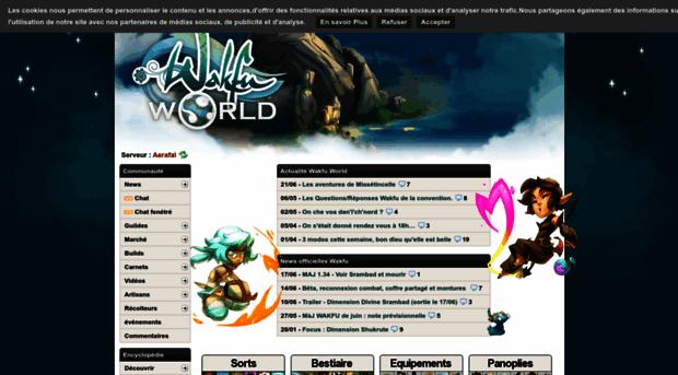 wakfu-world.com