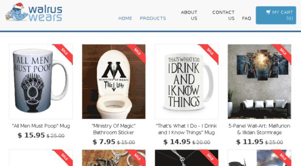 walruswears.com