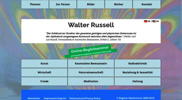 walter-russell.de