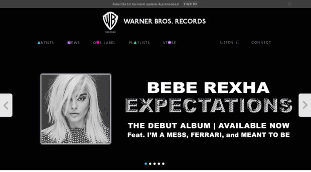 warnerreprise.com