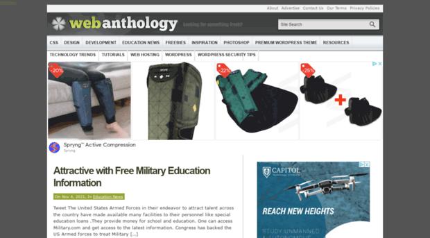 webanthology.net