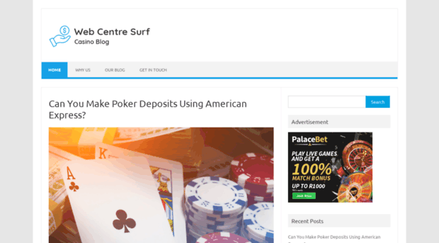 webcentresurf.com