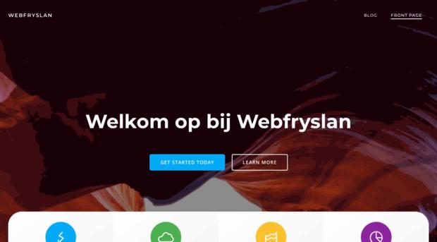 webfryslan.nl