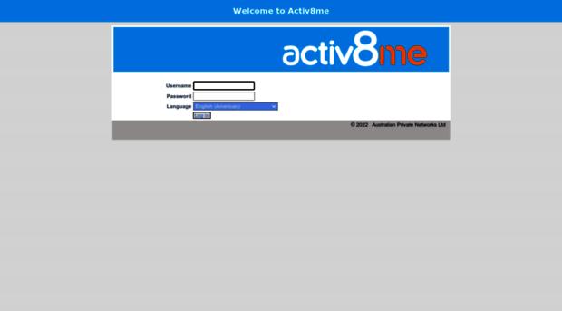 webmail.activ8.net.au