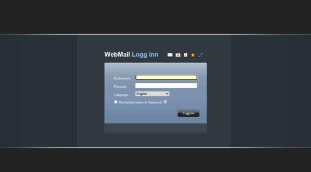 Fastname Webmail