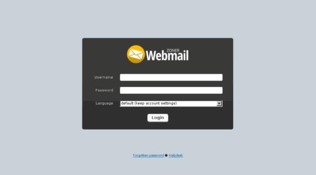 webmail.maxmuzik.cz