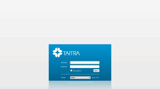 taitra webmail