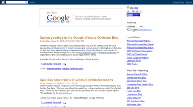websiteoptimizer.blogspot.com