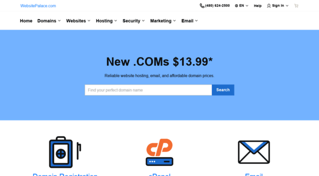 websitepalace.com