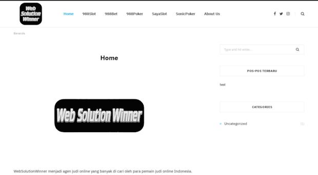 websolutionwinner.com
