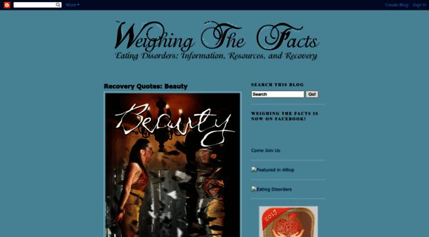 weighingthefacts.blogspot.com