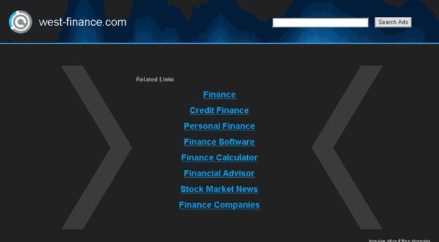 west-finance.com