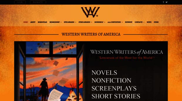 westernwriters.org