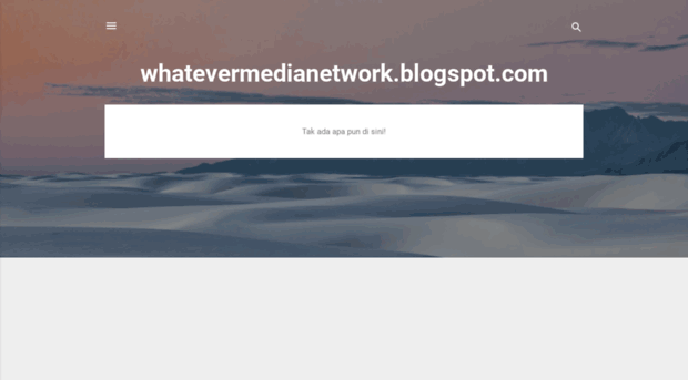 whatevermedianetwork.blogspot.com