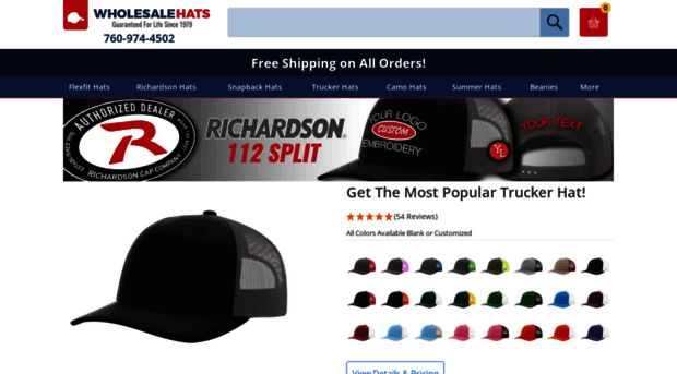 wholesalehats.com