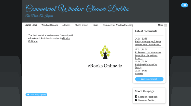 windowcleaningservicesdublin.com