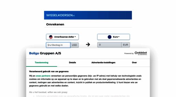 wisselkoersen.nl