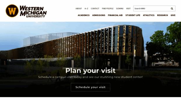 Websites neighbouring for Wmich edu