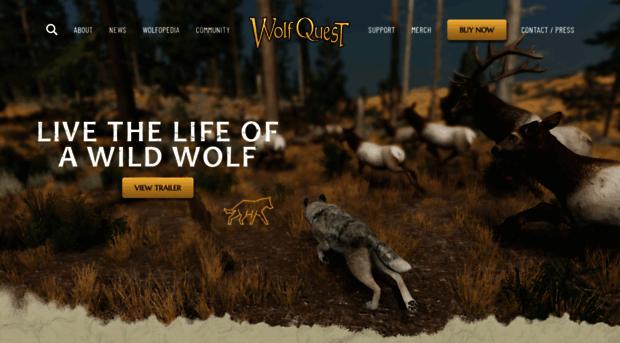 wolfquest.org