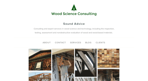 woodscienceconsulting.com