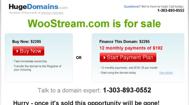woostream.com