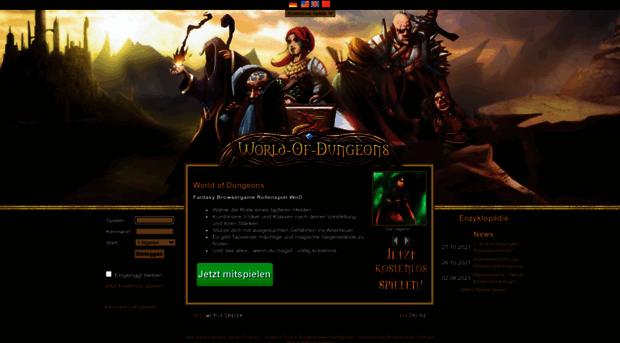 world-of-dungeons.de