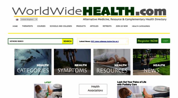 worldwidehealth.com