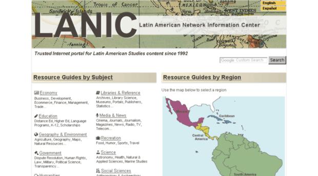 latin america study guide