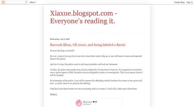xiaxue.blogspot.ch