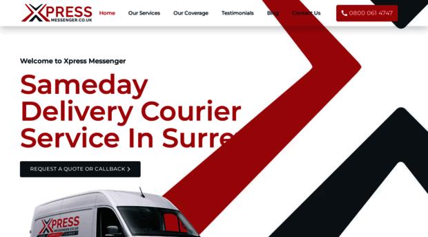 xpressmessenger.co.uk