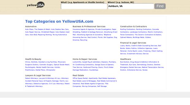 yellowusa.com