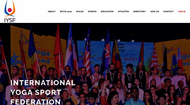 yogasportsfederation.org