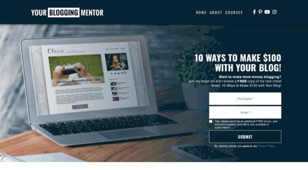 yourbloggingmentor.com