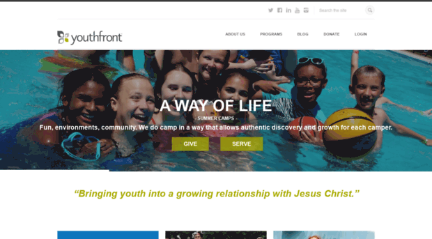 youthfront.com