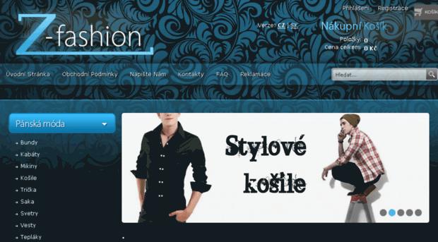 z-fashion.cz